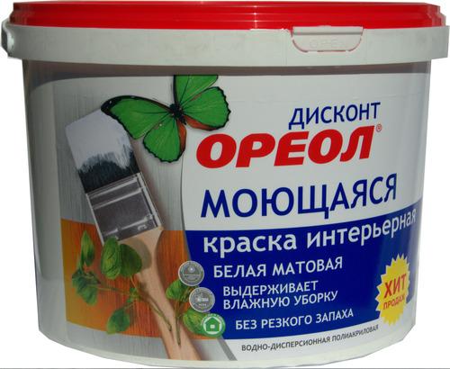 лучшая краска для стен и потолков