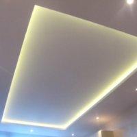 Светильники для гипсокартонных потолков