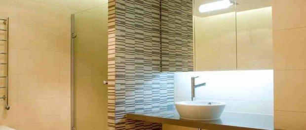 перегородка из гипсокартона в ванной комнате