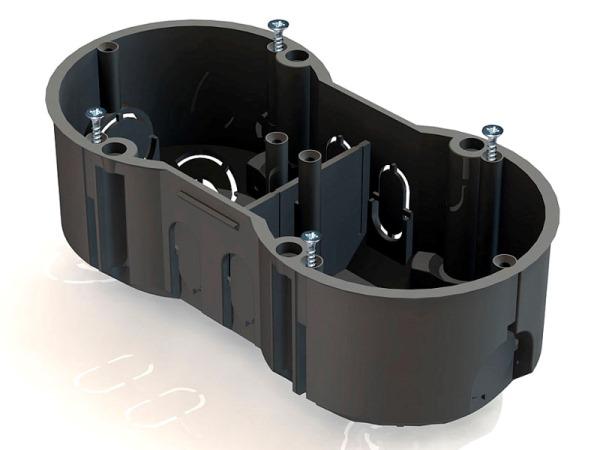 распаячная коробка для гипсокартона