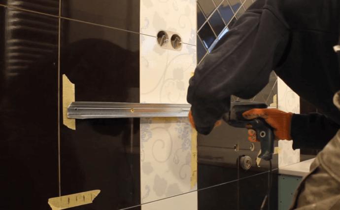 столешница своими руками из гипсокартона в ванную