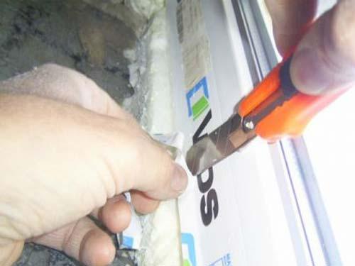откосы на окна из гипсокартона своими руками