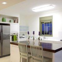 Гипсокартонная ниша под холодильник