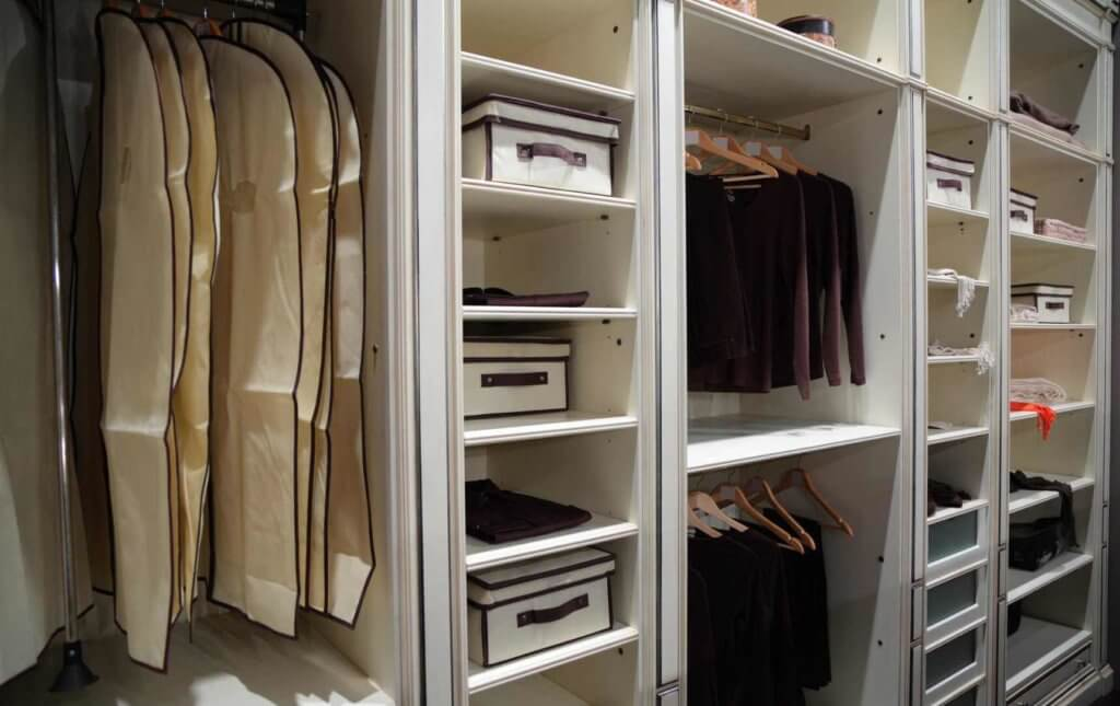 шкаф из гипсокартона своими руками
