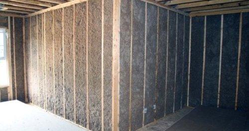 как класть пароизоляцию на стены под гипсокартон