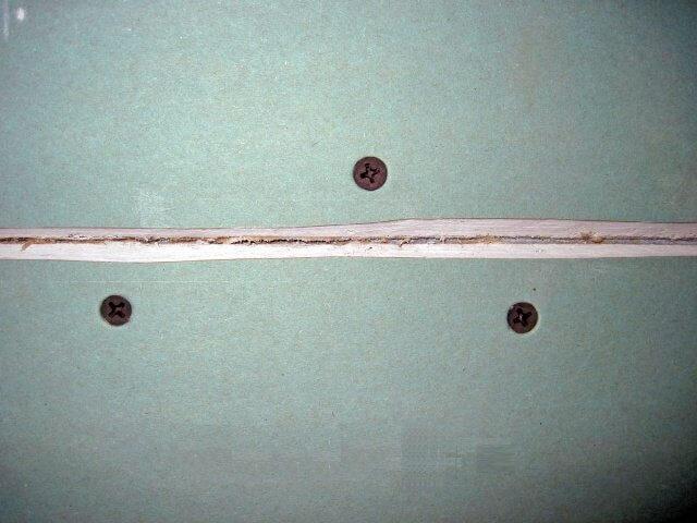 шпаклевка гипсокартона под обои