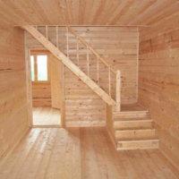 Лестница на даче: выбор и постройка своими руками